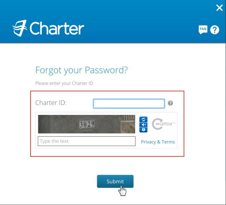 Bresnan reset password