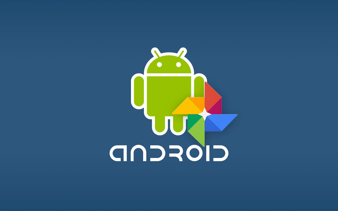 Android photo transfer