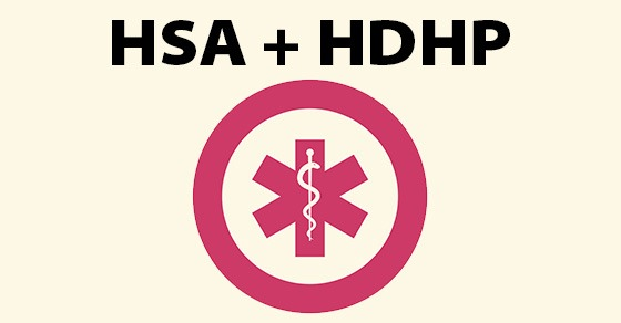 hsa with high deductible health plan