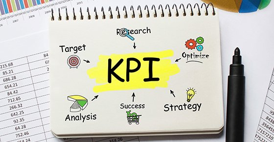 types of key performance indicators