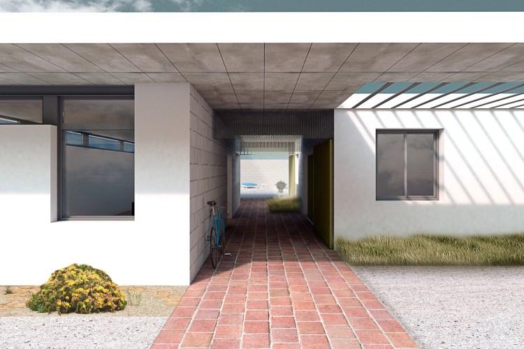 Casa Puente Genil - Crayon Arquitectos