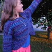 Blueberry Jam, chandail/sweater, crochet