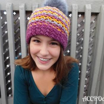 Milki, tuque/hat, crochet