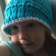 Bella sun hat, my testers rock!