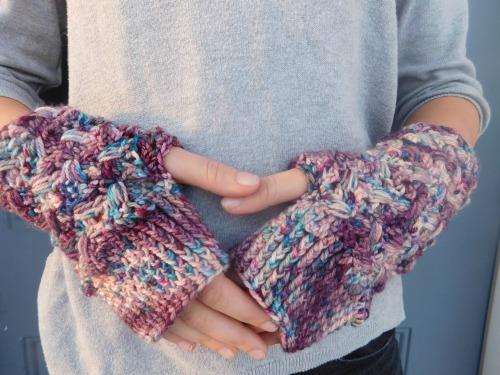 Aurora Boréalis, crochet