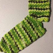 Linda's Dragonfly Yoga Socks