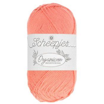 Scheepjes Organicon - Couleur 209 Desert Bloom