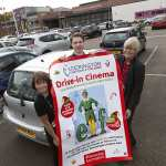 Elf Drive in Accrington college