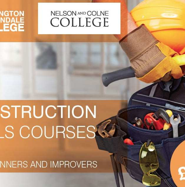 construction skills course accrington & rossendale college
