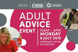 Adult Advice Event July 2019