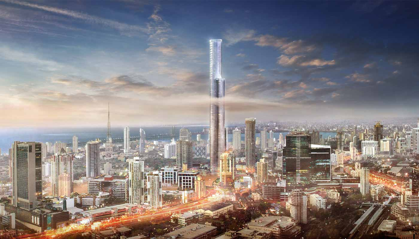 World One Mumbai  Arabian Construction Company
