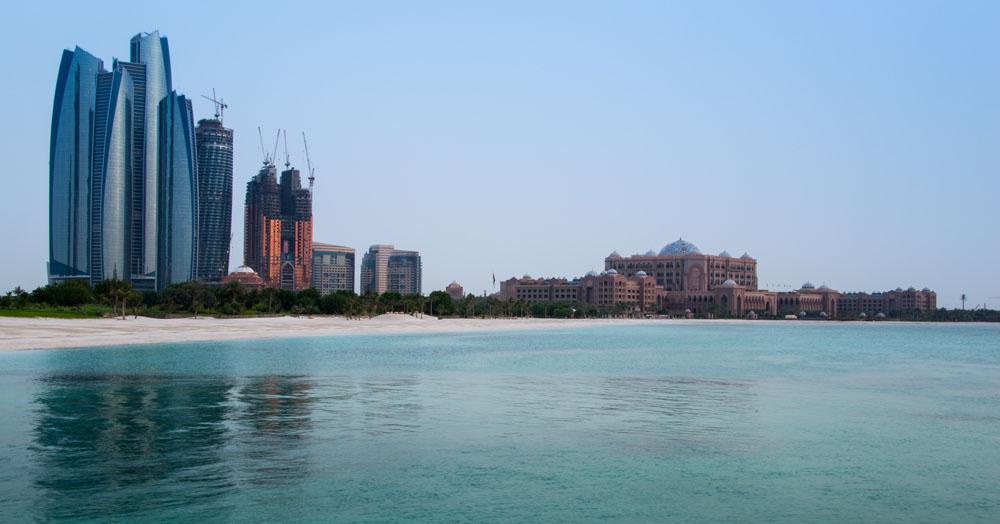 Etihad Towers  Arabian Construction Company