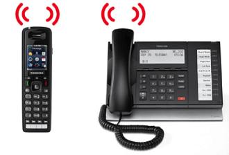 Toshiba Personal Call Handler