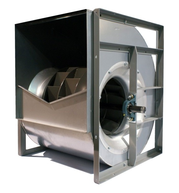 types of paint booth fans accudraft