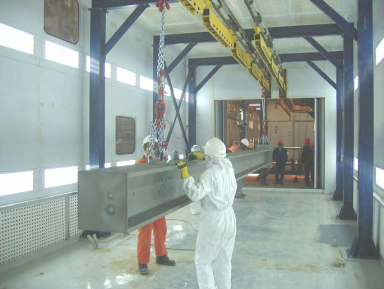 Crane Truck For Sale >> Leading Paint Booth Manufacturer | Accudraft Paint Booths