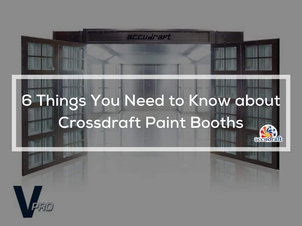 Things You Need To Paint A Room 6 things you need to know about crossdraft paint booths | accudraft