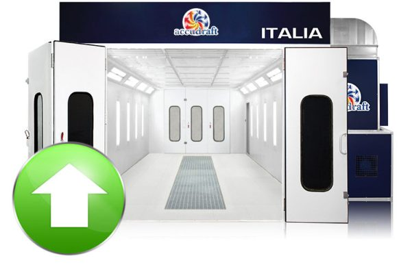Accudradt ITALIA Paint Booth Service