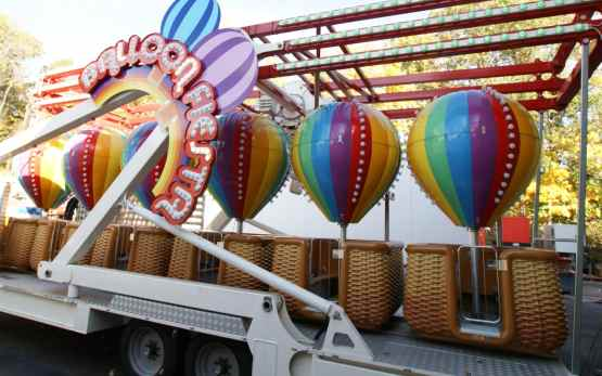 Zamperla Case Study by Accudraft Paint Booth