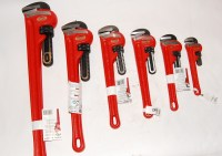 RIDGID PIPE WRENCH 48 IN - Accurate Oilfield Supply