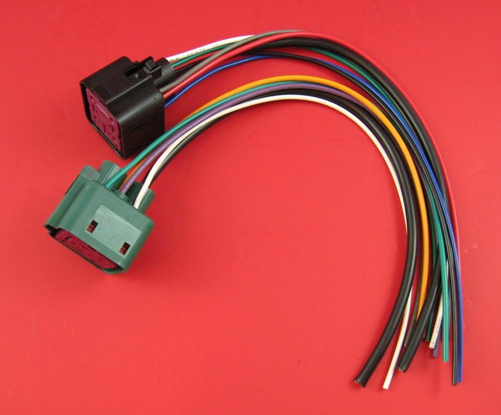 hight resolution of 6 0l 7 3l 6 4l powerstroke glow plug module controller pigtail set im6009