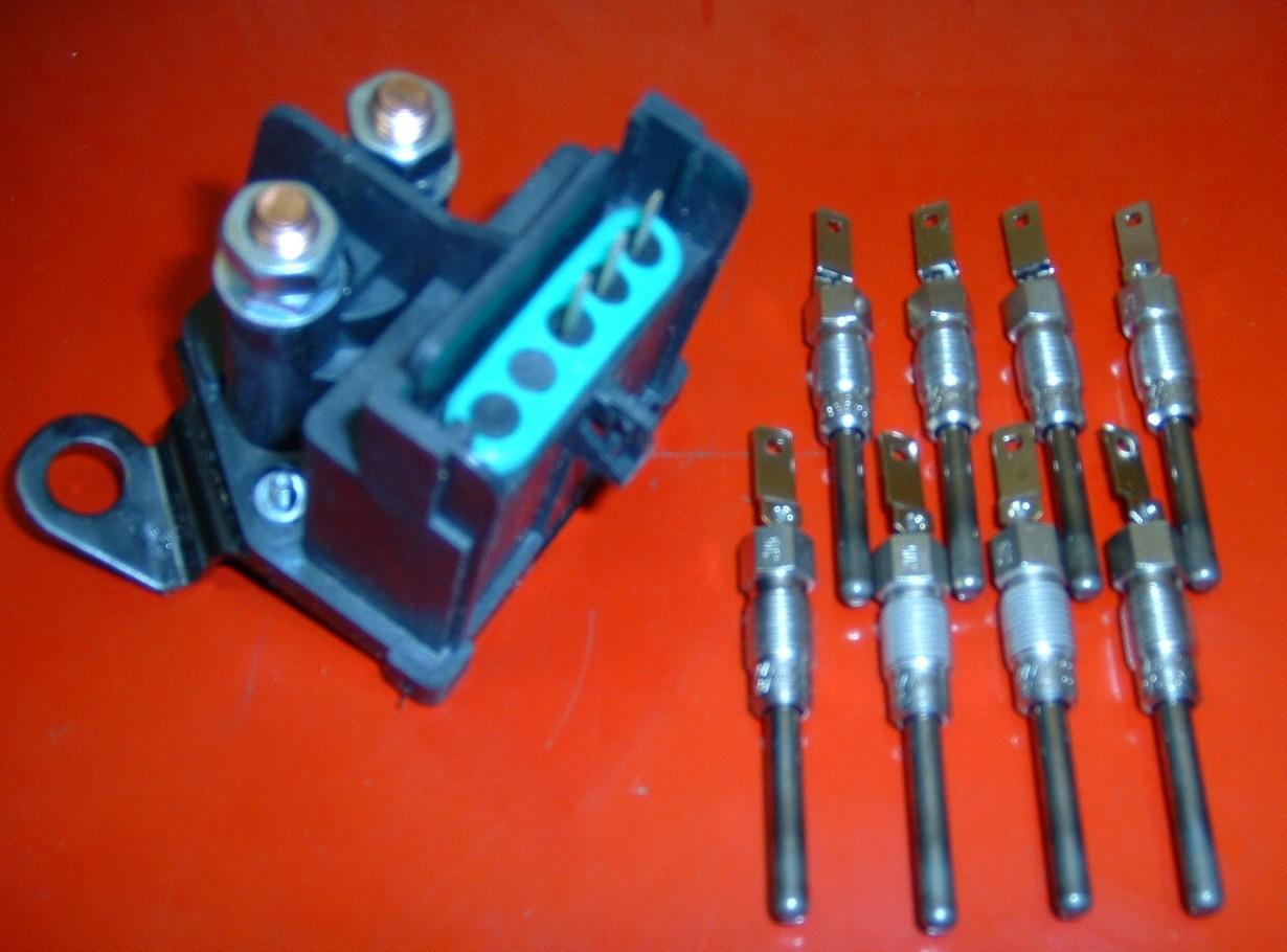 glow plug controller wiring diagram sick photoelectric sensor 6 5 diesel plugs gm kit accurate