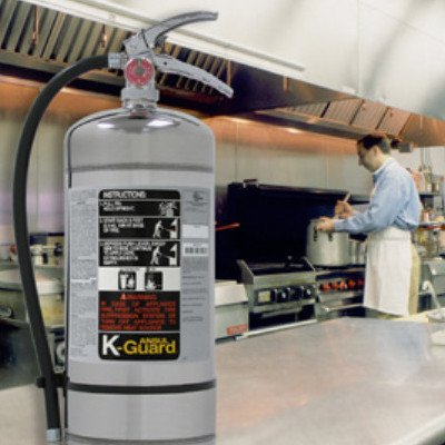 Kitchen Fire Suppression Equipment