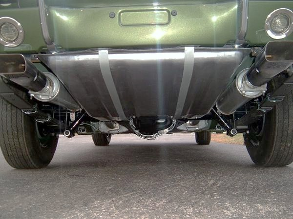 1968 70 b body 426 hemi complete exhaust system for exhaust tips