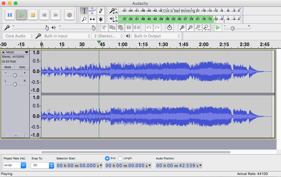 lame mp3 encoder per audacity