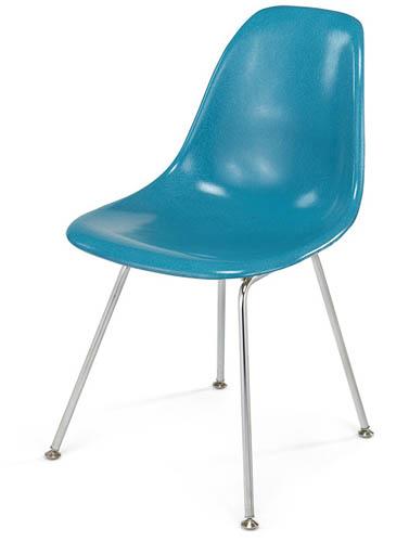 A Case Study Side Shell H Base Chair Modernica Fiberglass