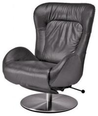 Recliner Amy Lafer Reclining Chair Leather Swivel Recliner ...