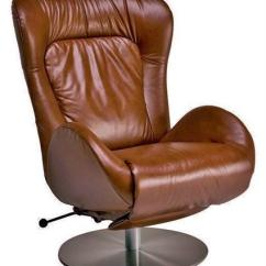 Ergonomic Recliner Chair Stool Images Swivel Lafer Amy Leather