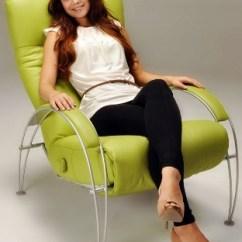 Ergonomic Recliner Chair Brenton Studio Task Lafer Reclining Billie Leather