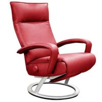 Gaga Recliner Chair Lafer Leather Swivel Recliner Chair ...