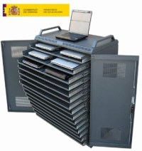 Laptop Charging and Storage Cabinet   Accuride International