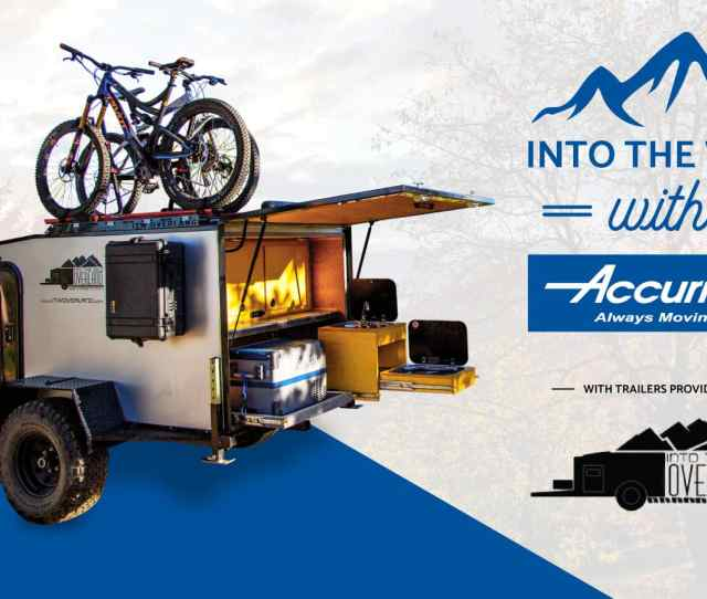 Compact Trailer Manufacturer Into The Wild Overland Pushes New Boundaries With Enhanced Accuride Slides