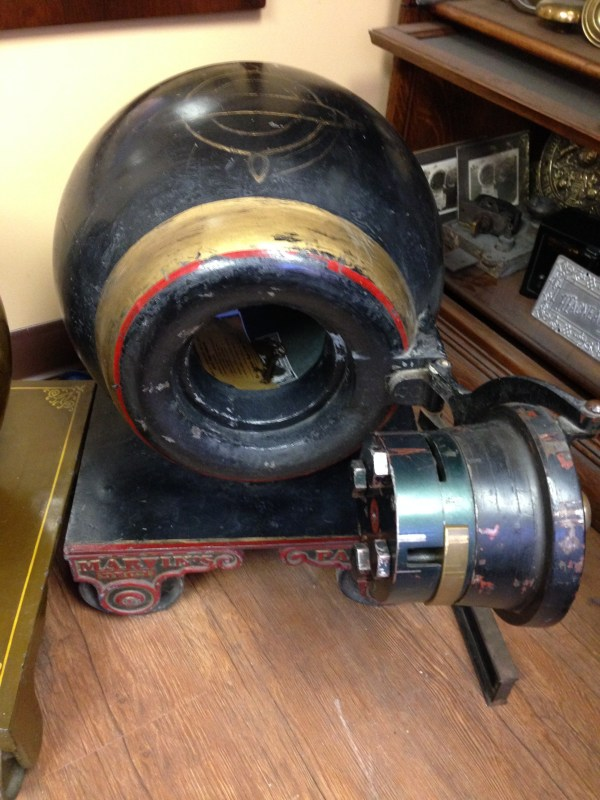 Old Cannonball Safes For Sale - Year of Clean Water