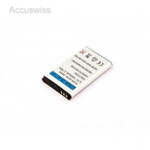 Akku passend für Nokia C2-01, C2-02, C2-03, C2-06 1000mAh
