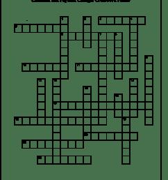 Electricity And Magnetism: Electricity And Magnetism Crossword Puzzle [ 3111 x 2456 Pixel ]