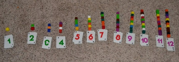 counting to 12