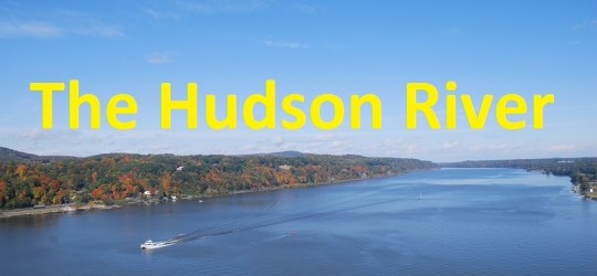 Locate The Hudson River