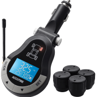 Accutire Remote Tire Pressure Monitor System