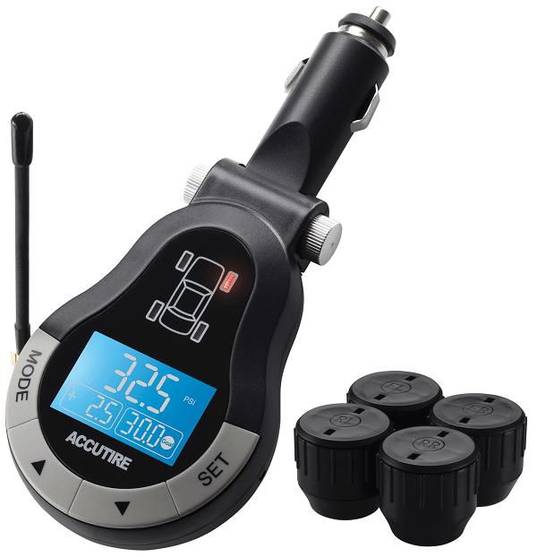 Accutire MS 4378 GB Remote Tire Pressure Monitor System