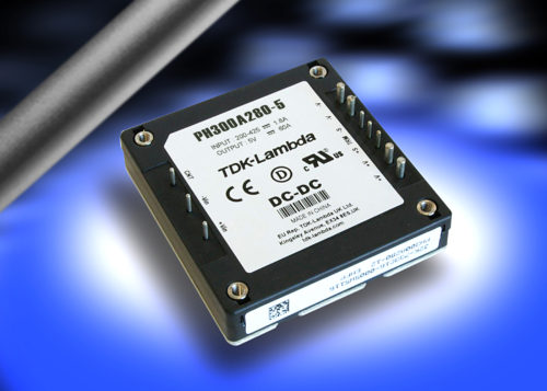 PH300A280-5 – High Voltage Input DC-DC Converter
