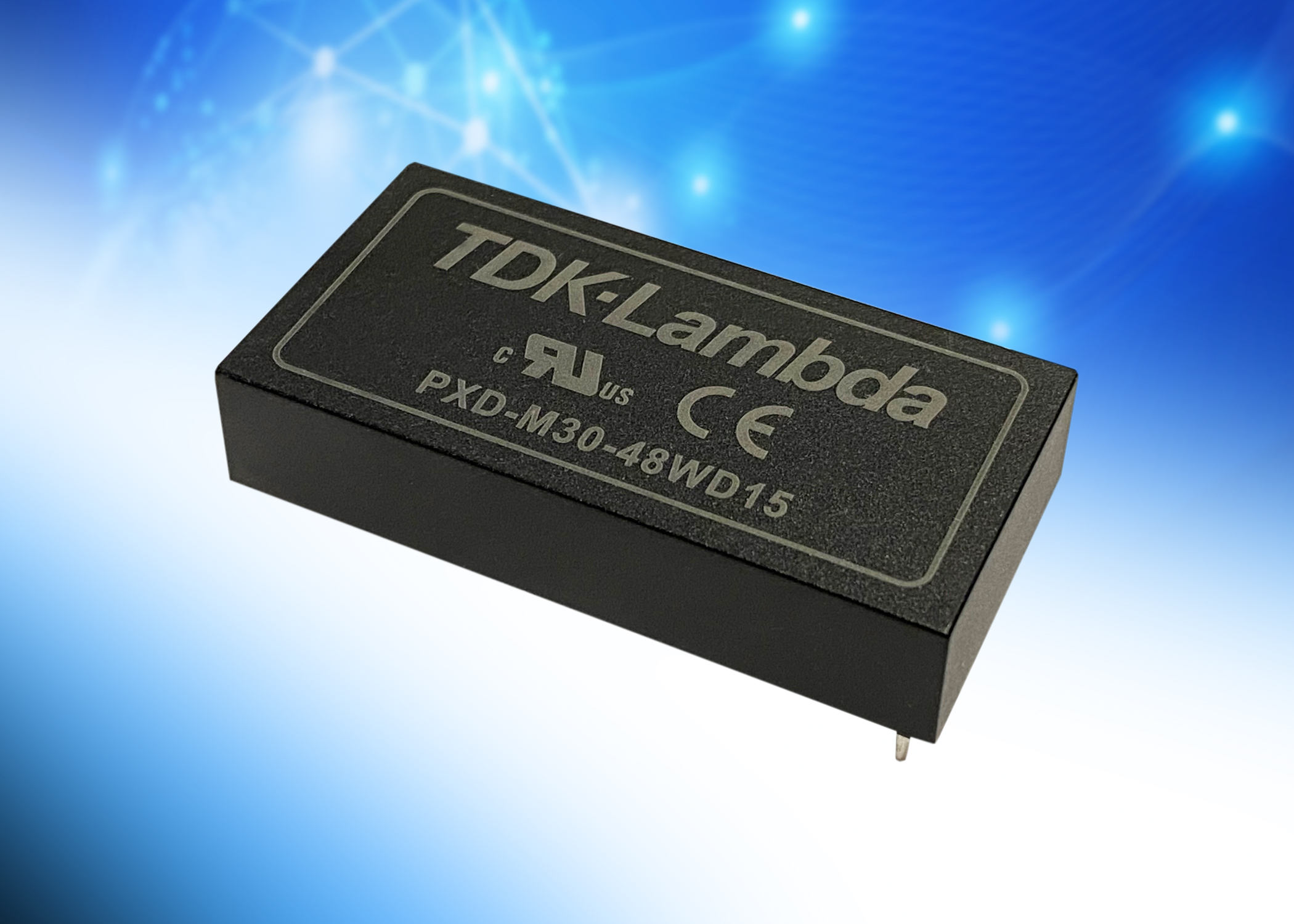 PXD-M30 – 30 W medical and industrial DC-DC converters