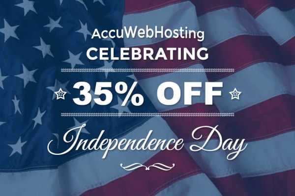 Independence day hosting coupon code