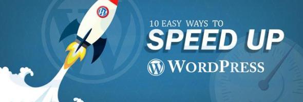 10 Easy Ways to Speed up WordPress Site