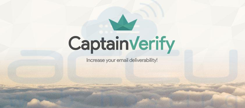 CaptainVerify Email Verification