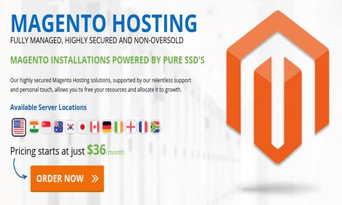 Magento Web Hosting   Magento SSD Business Hosting - AccuWeb Hosting