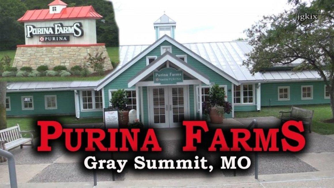 Photo of Purina Farms in Gray Summit, MO.