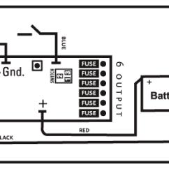 Fuse Switch Wiring Diagram 2006 Kubota Rtv 900 Mzl 26 12v Ignition Sensing Delay Timer Acdc Industries